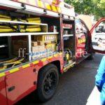 Dodge Ram als Feuerwehrauto