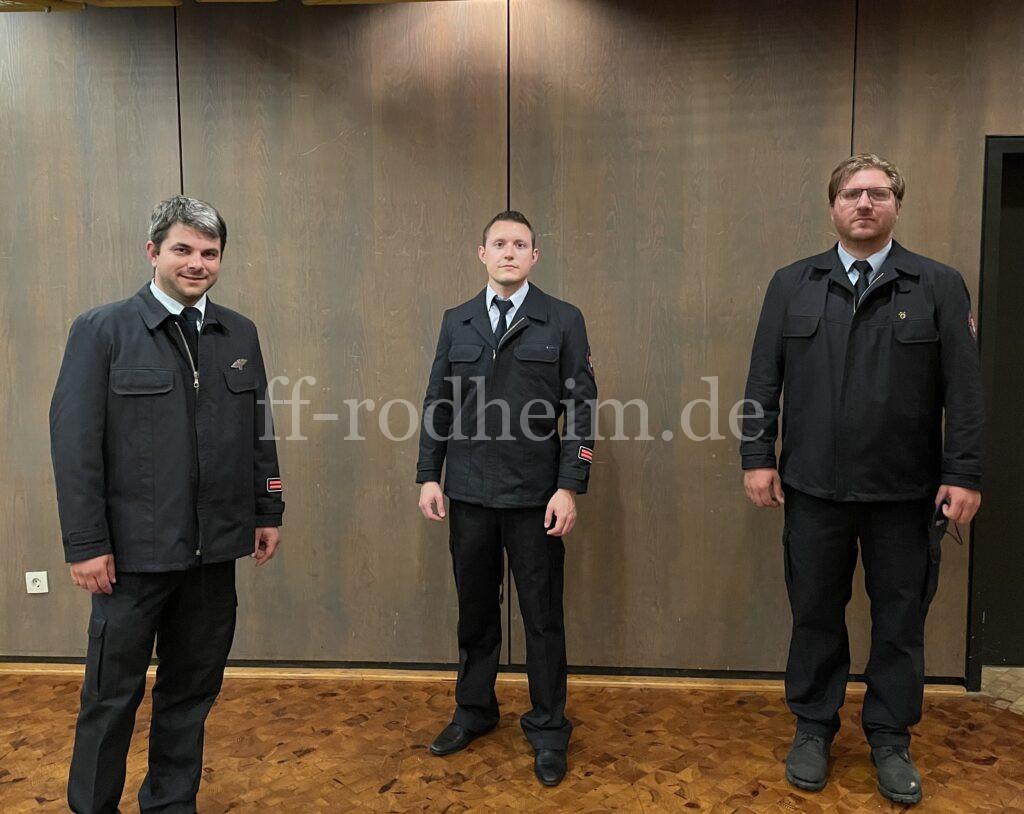 145. Mitgliederversammlung des Vereins – Vorstand wieder komplett